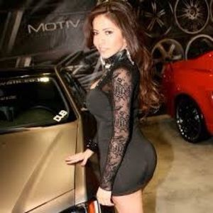 Sexy black mini choker tunic/dress